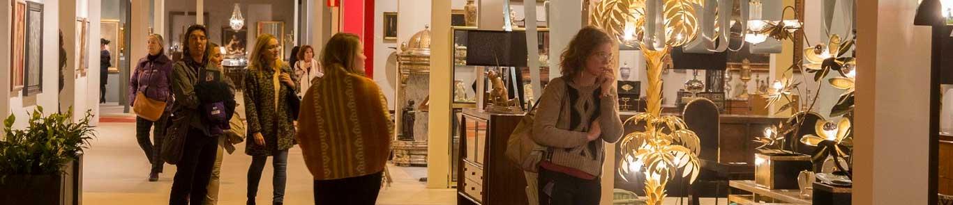 نمایشگاه بین المللی هنر و عتیقه جات مادرید