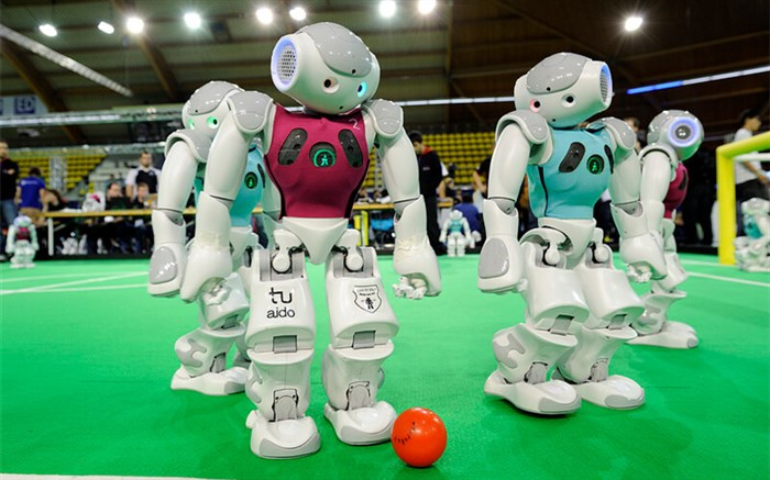 Kish International tournament of RoboCup and Artificial Intelligence