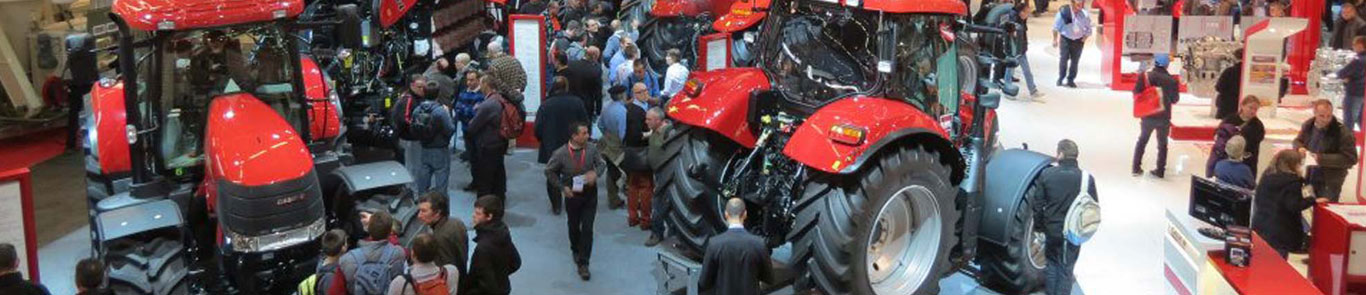 نمایشگاه بین المللی تجهیزات کشاورزی پاریس