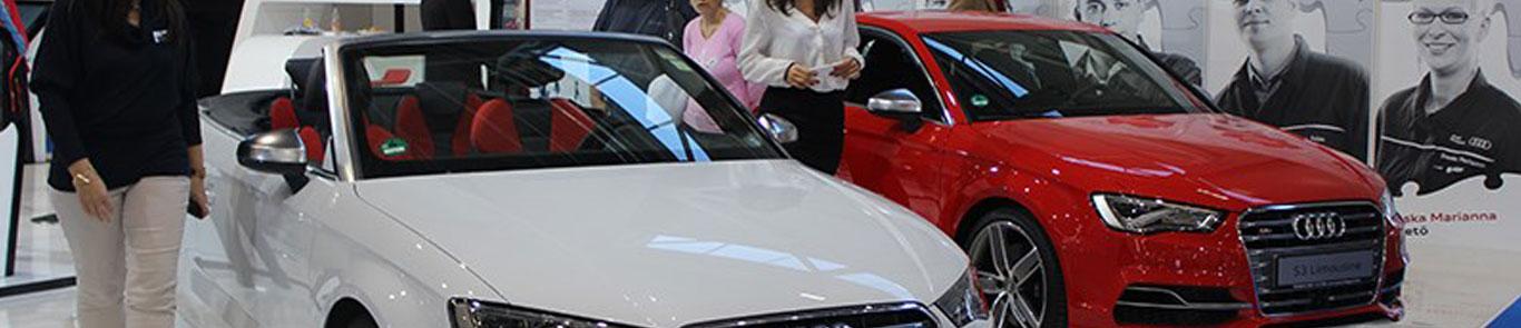 نمایشگاه بین المللی خودرو سازی و قطعات اتومبیل مجارستان