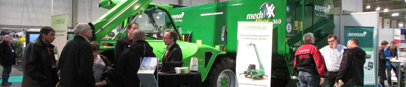 نمایشگاه بین المللی دامپروری و کشاورزی دانمارک