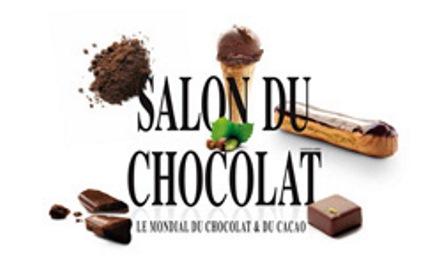 نمایشگاه بین المللی شکلات پاریس
