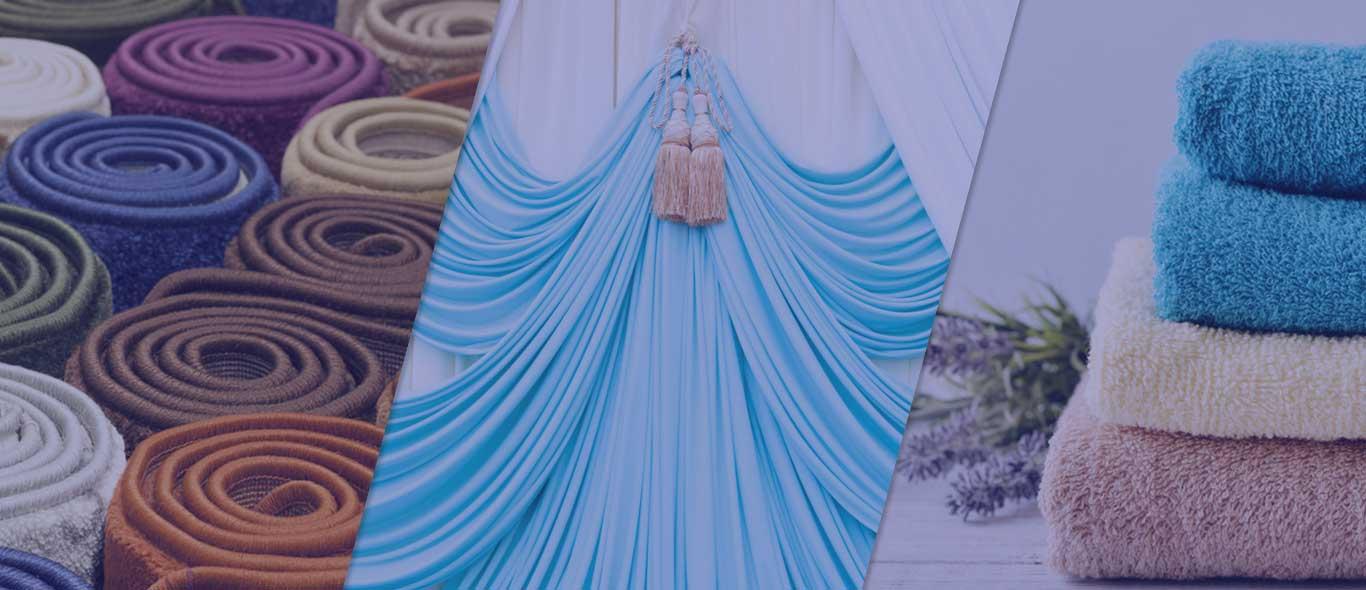 نمایشگاه بین المللی منسوجات خانگی قزاقستان
