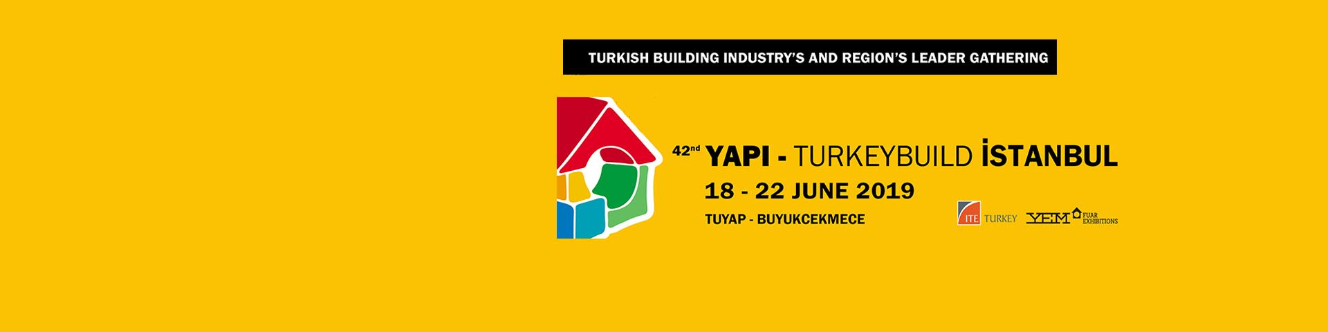 نمایشگاه بین المللی ساختمان، مصالح ساختمانی و فن آوری ترکیه، استانبول (Tuyap Fair Center)