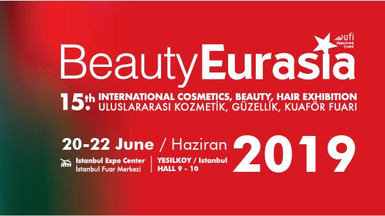 نمایشگاه بین المللی محصولات زیبایی ترکیه، استانبول (CNR Fair Center)