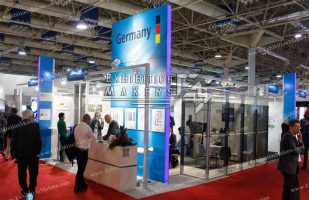 Stand design using Maxima Elements