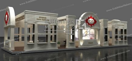 stand design for AliNasab