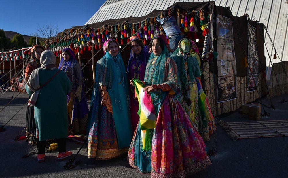 نمایشگاه گردشگری پارس شیراز1