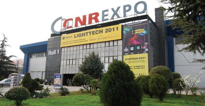 Turkey – Istanbul- CNR exhibition Calendar – CNR Fair