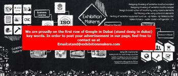 Stand design in United Arab Emirates – Dubai