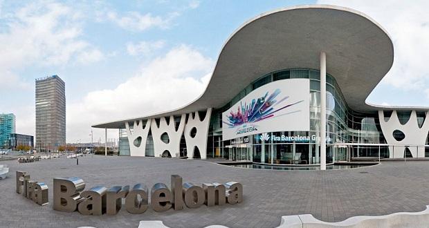 تقویم نمایشگاه بارسلون اسپانیا