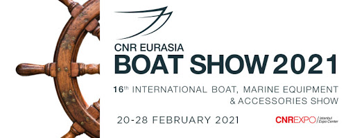 Istanbul International Exhibition of boats, equipment and accessories (CNR Fair Center)