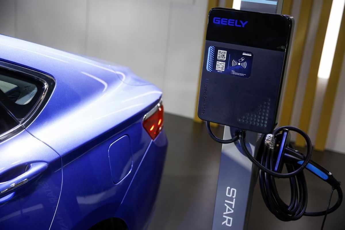 نمایشگاه بین المللی فناوری سمپوزیوم و خودروهای هایبرید و سوخت های غیر فسیلی (پاک) پکن چین