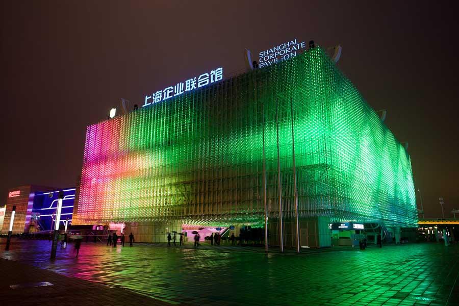 نمایشگاه بین المللی علایم دیجیتالی چین شانگهای
