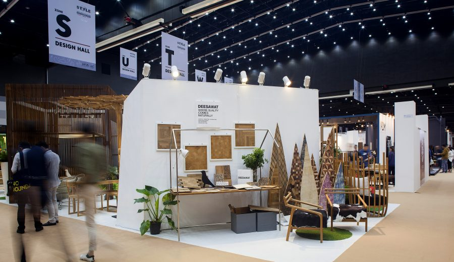 International Exhibition STYLISH HOME Moscow russia