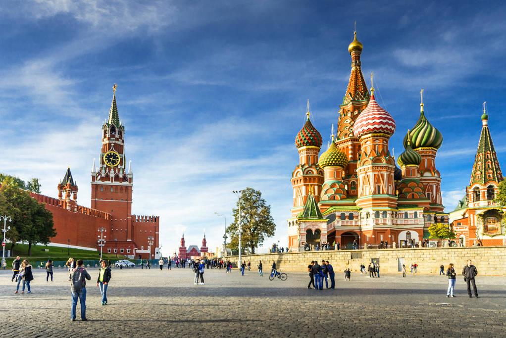 نمایشگاه بین المللی گردشگری روسیه مسکو