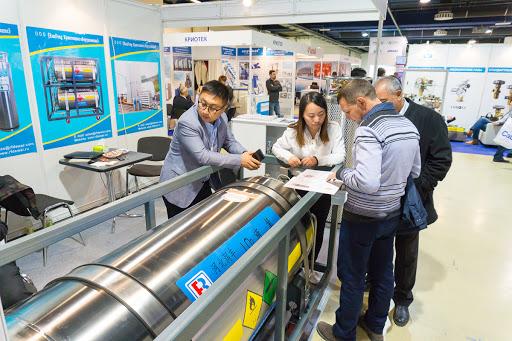 نمایشگاه تجهیزات و فن آوری های برودتی و گازهای صنعتی روسیه مسکو