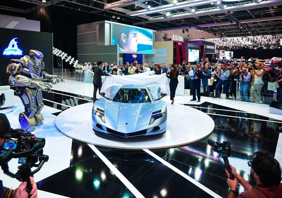 برگزاری نمایشگاه بین المللی خودرو دبی امارات