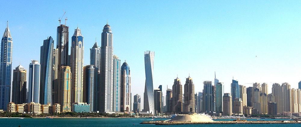 نمایشگاه بین المللی گردشگری دبی امارات