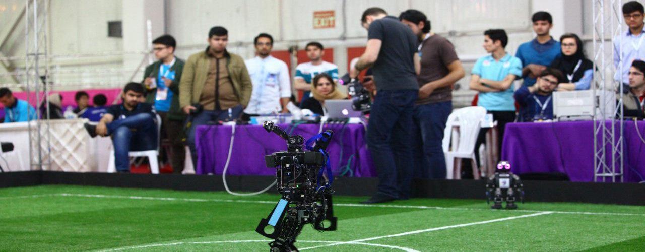 International RoboCup International Competition Iran Tehran
