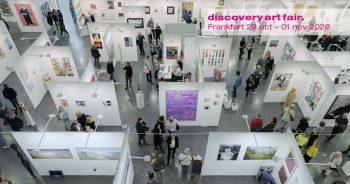 نمایشگاه بین المللی هنر و نقاشی آلمان فرانکفورت