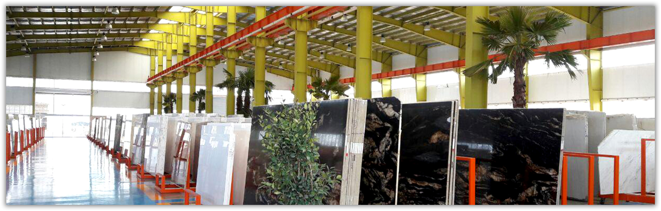 Tehran International Exhibition of Decorative Stones, Mining, Machinery and Related Equipment