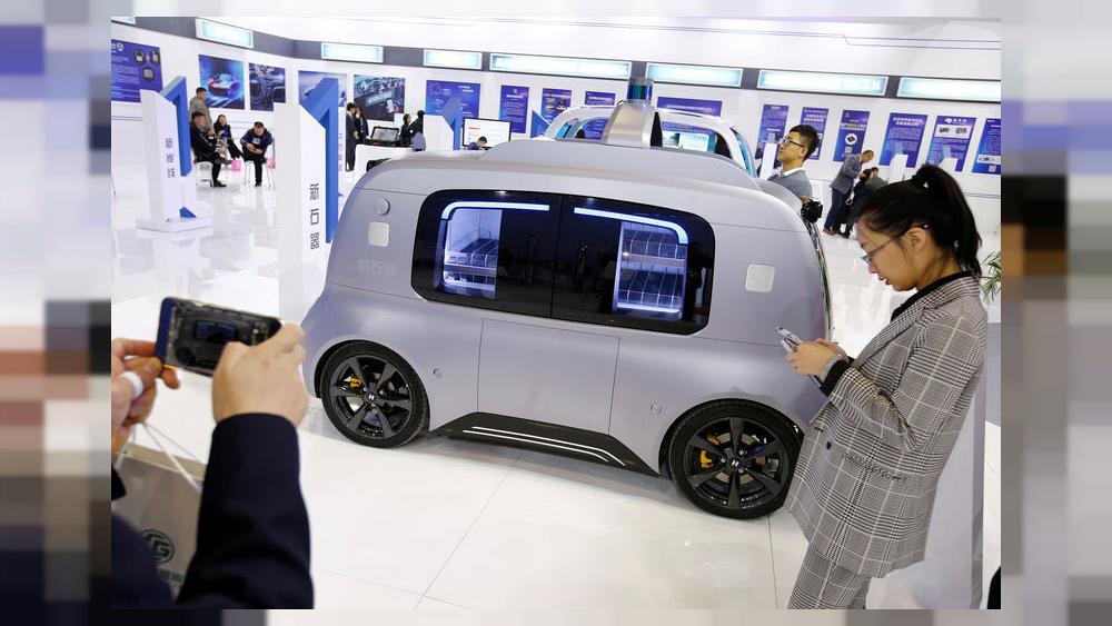 نمایشگاه بین المللی فناوری سمپوزیوم و خودروهای های برید و سوخت های غیر فسیلی (پاک) پکن چین