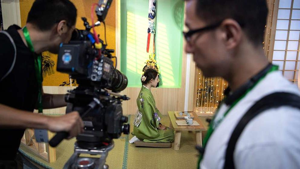 نمایشگاه بین المللی رادیو ، تلویزیون و فیلم چین پکن