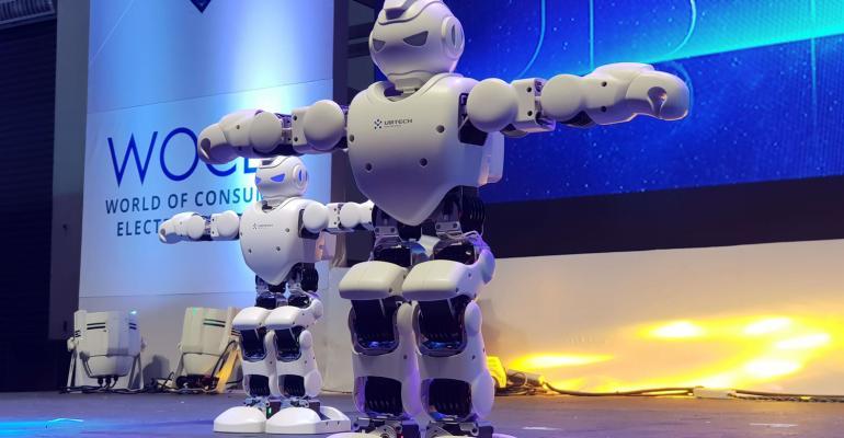 نمایشگاه بین المللی ربات چین پکن