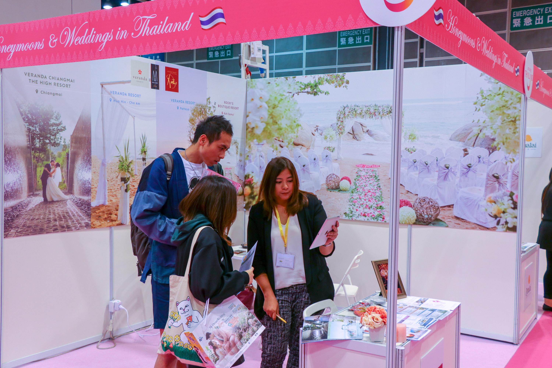 نمایشگاه تجهیزات عروسی چین هنگ کنگ