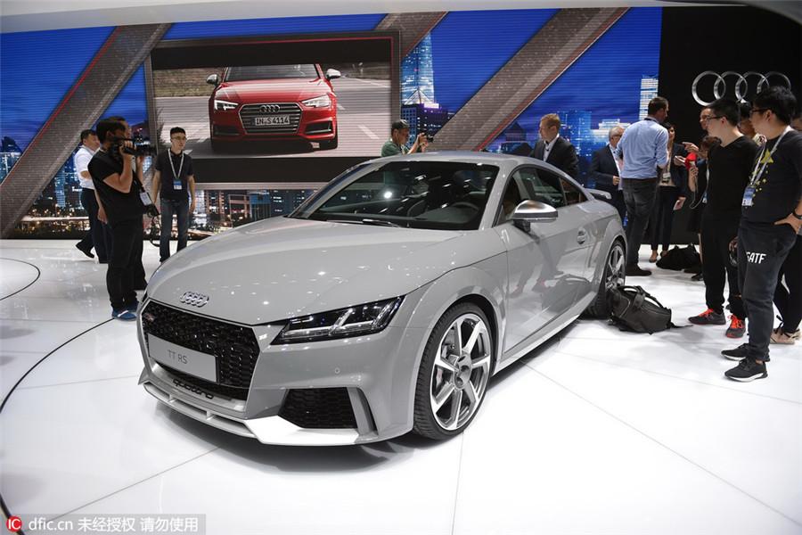 نمایشگاه بین المللی خودرو سازی چین پکن