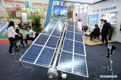 نمایشگاه بین المللی نسل جدید محصولات انرژی خورشیدی پکن چین