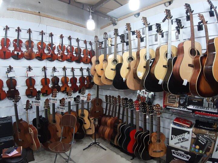 نمایشگاه تخصصی موسیقی و صنایع وابسته